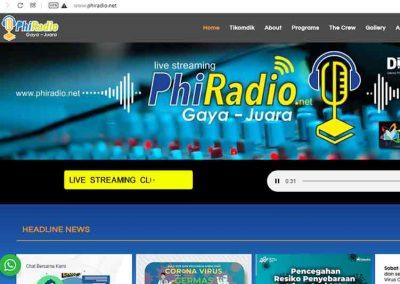 Phiradio.net