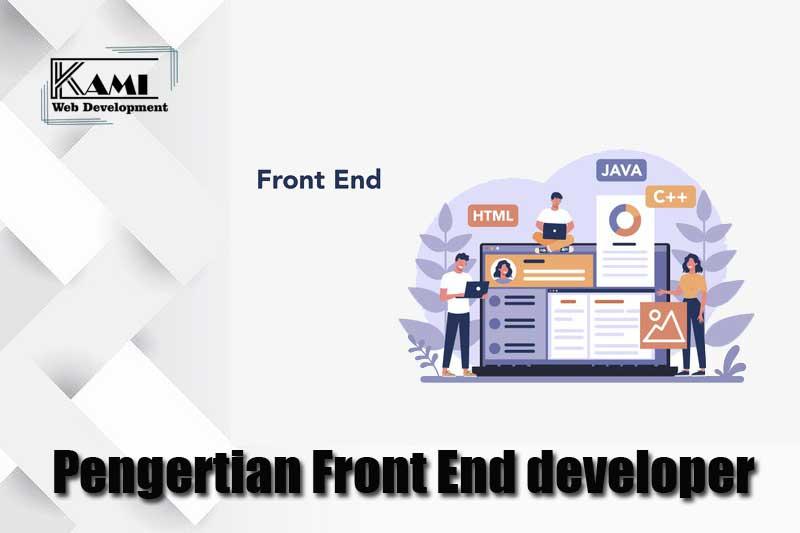 pengertian front end developer
