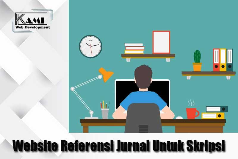 website referensi jurnal untuk skripsi