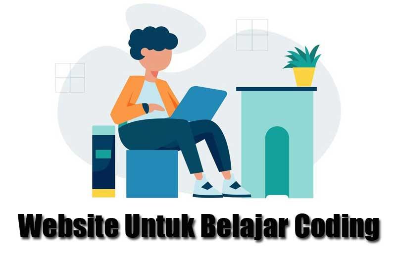 website untuk belajar coding