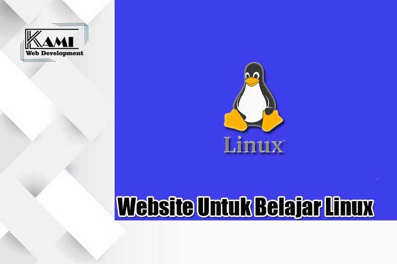 Website Untuk Belajar Linux