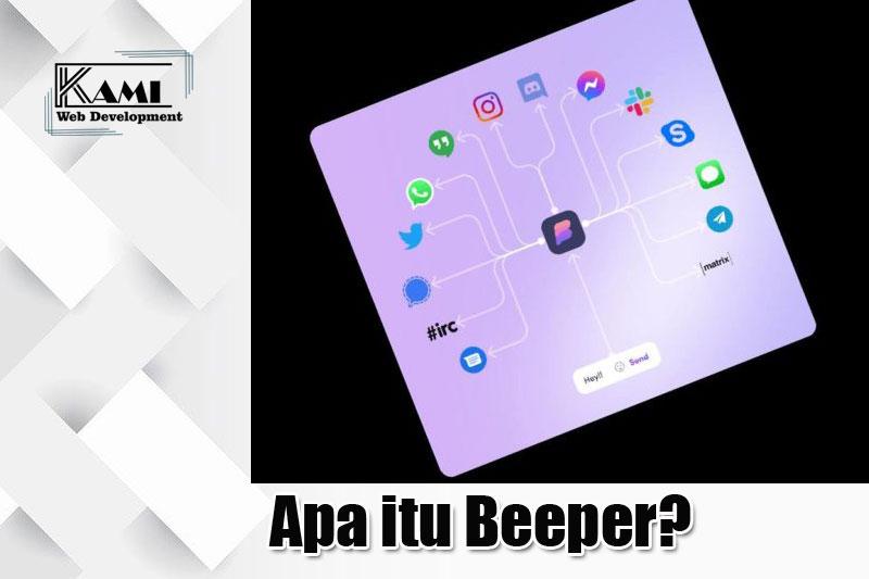 apa itu beeper
