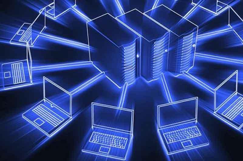 istilah jaringan komputer