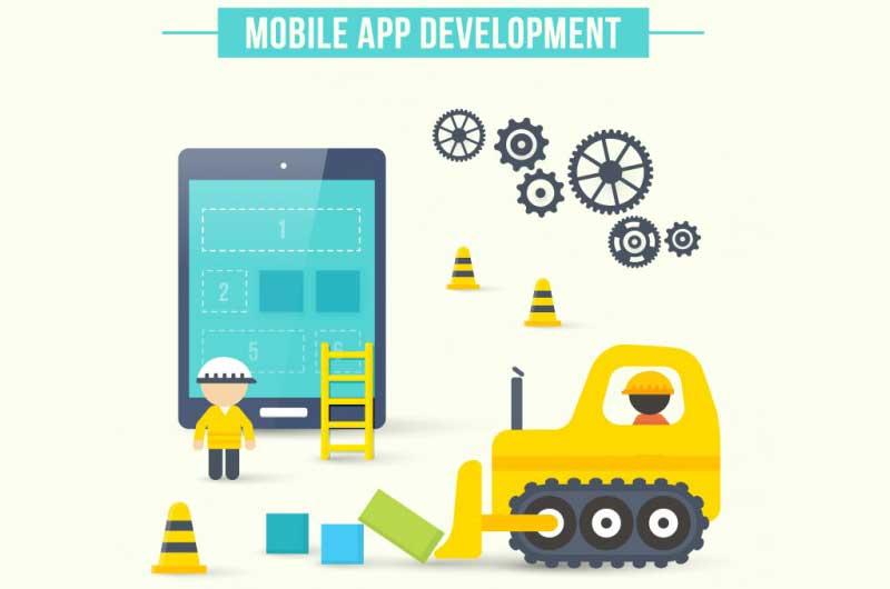 istilah mobile aplikasi development
