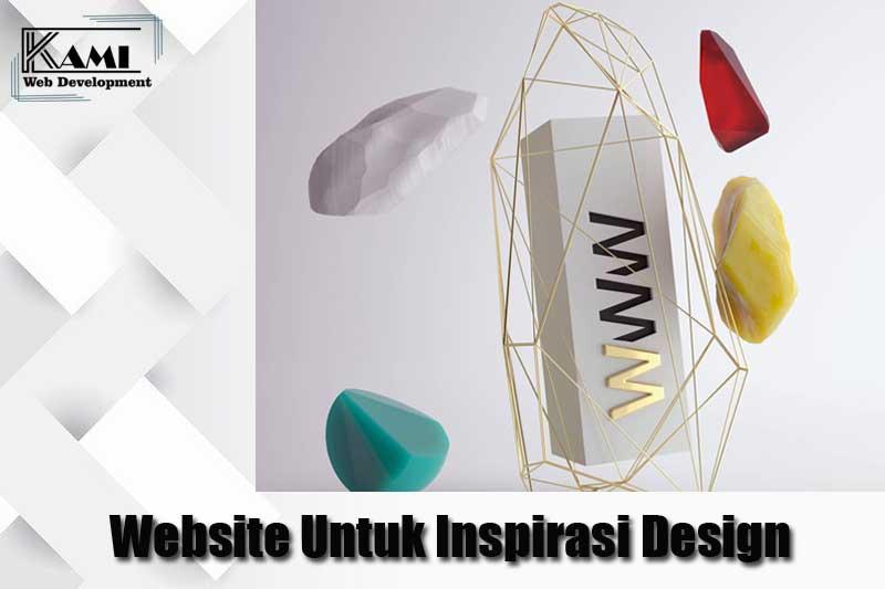 website untuk inspirasi design