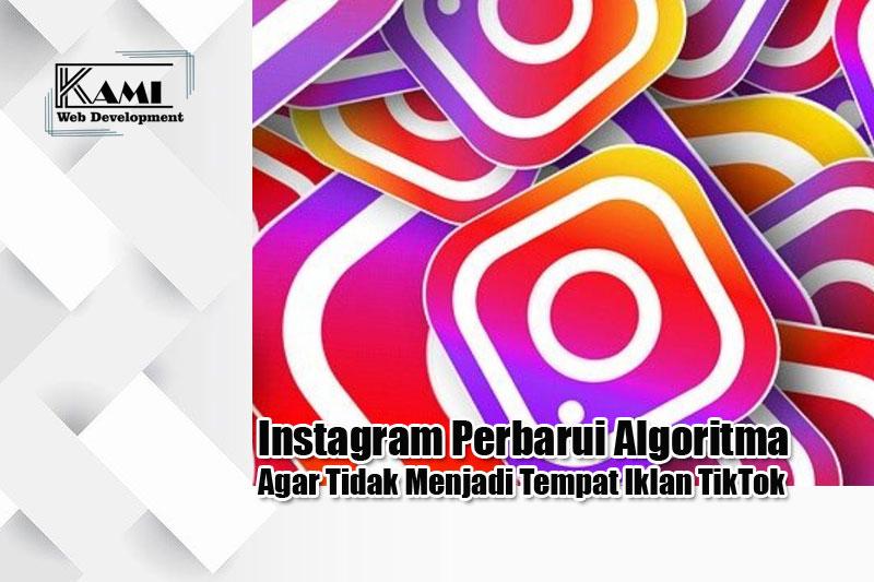 instagram perbarui algoritma