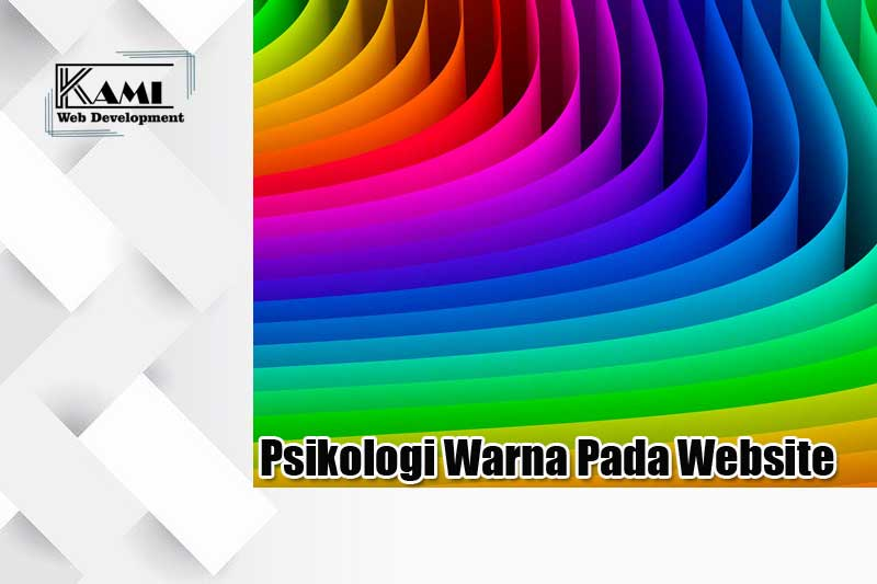 Psikologi Warna Pada Website