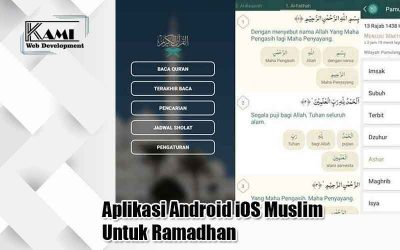 Aplikasi Android iOS Muslim Untuk Ramadhan