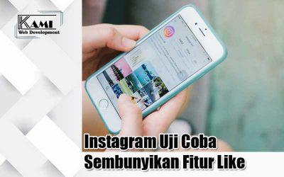 Instagram Uji Coba Sembunyikan Fitur Like
