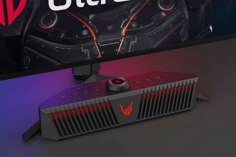 Speaker Gaming LG UltraGear, Speaker Gaming LG UltraGear suara 3d, Speaker Gaming, LG UltraGear, speaker gaming lg